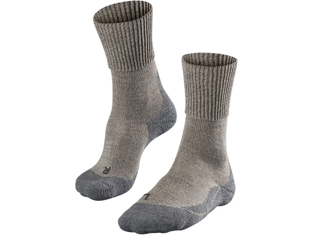 Falke TK1 Wool Trekking Sokken Dames, sahara
